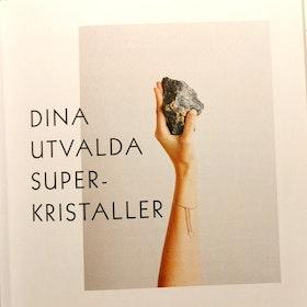 "Bok ""Kristaller - ""Höj dina vibrationer"" - Emma Lucy Knowles"