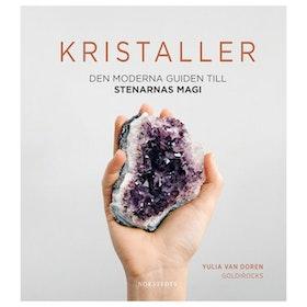 """Bok """"Kristaller - Den moderna guiden"""" - Yulia Van Doren"""