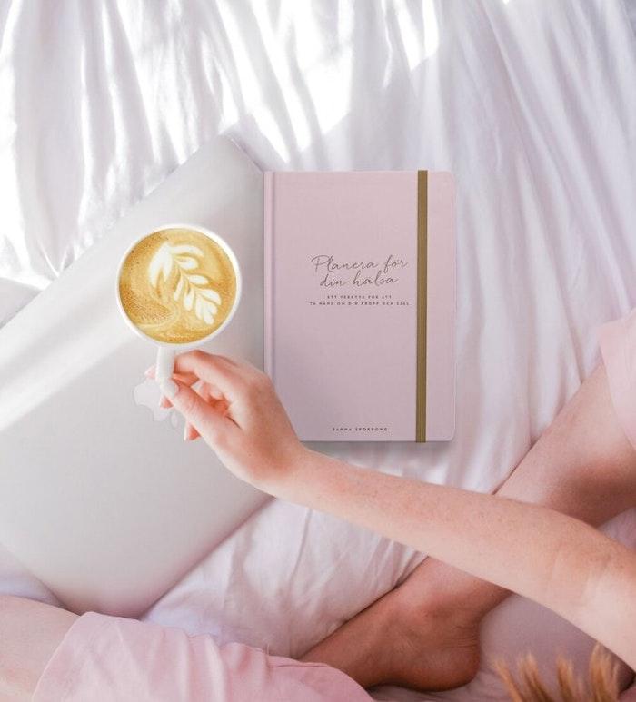 """Dagbok """"Planera för din hälsa"""" - Sporrong böcker"""