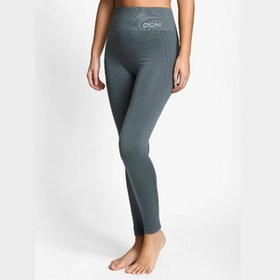 Yogaleggings Seamless CORA Grey - DOM