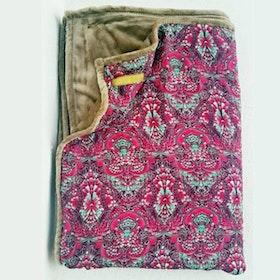 Yogafilt Sari/silke Vino - E-swiss