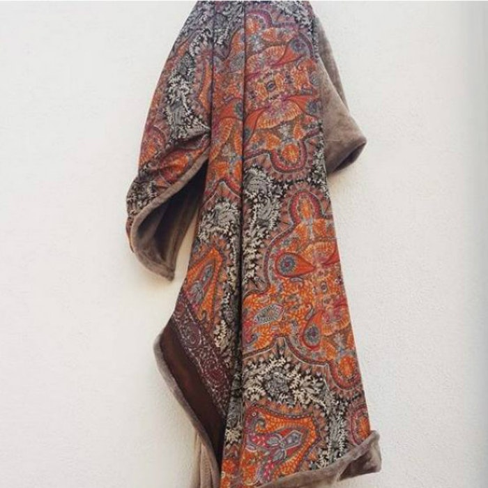 Yogafilt Sari/silke Tierra - E-swiss