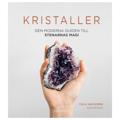 Kristaller och bok Startkit