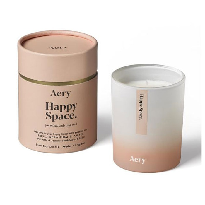 "Doftljus aromterapi ""Happy Space"" - Aery Living"