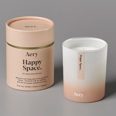 "Doftljus aromterapi ""Happy Space"" - Aery Living"
