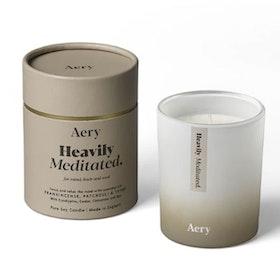 "Doftljus aromterapi ""Heavily Meditated"" - Aery Living"