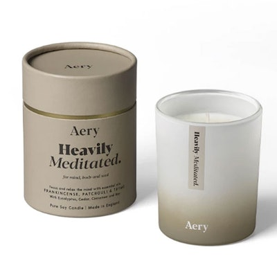 "Doftljus aromterapi ""Heavily Meditated"" - Aery Living"