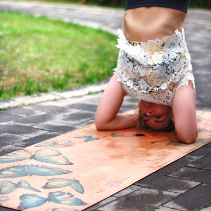"Yogamatta Kork ""The Practice of life"" - Yggdrasil"