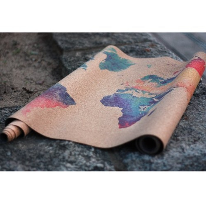 "Yogamatta travelmat Kork ""Mother"" - Yggdrasil"