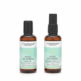 "Presentkit ""Blissful escapes"" Badolja & Massage/Kroppsolja - Tisserand Aromatherapy"