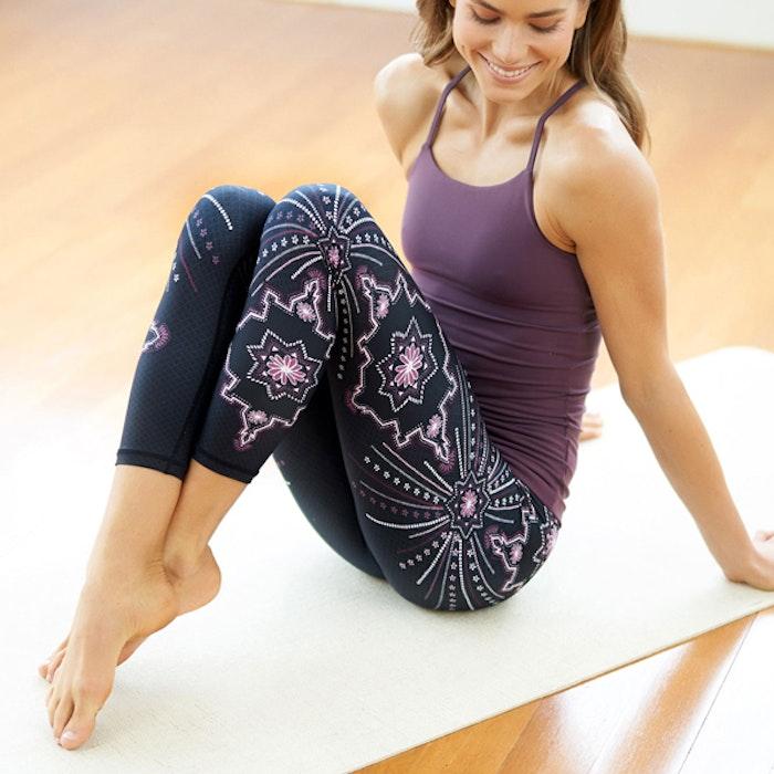 Yogaleggings Wonderlust 7/8 - Dharma Bums