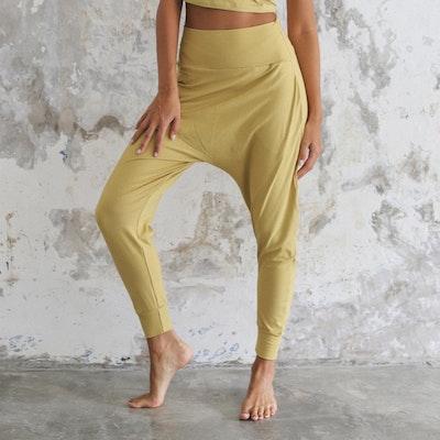 Yogabyxor Indo Pants Mango - Indigo Luna