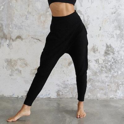 Yogabyxor Indo Pants Black - Indigo Luna