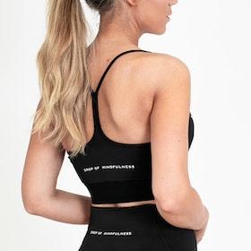 Sport-BH Yoga Leia Black - DOM