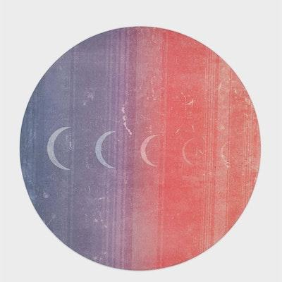 Yogamatta Equa Eko Rund Luna Sunrise - Manduka