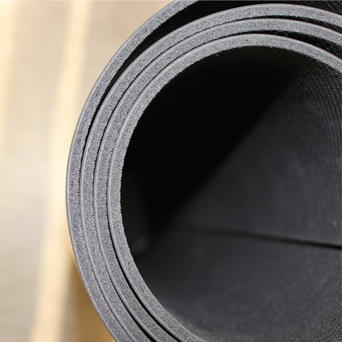 Yogamatta Chakra 178x61 cm 4 mm + Yogaväska - Vackraliv