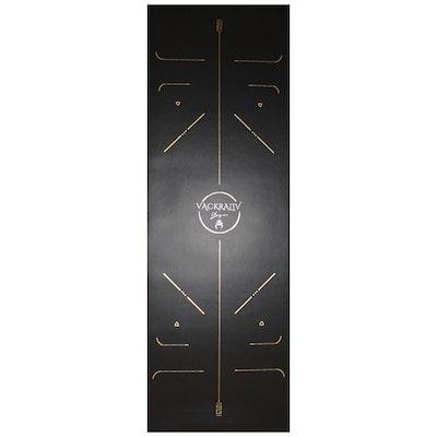 Yogamatta Assist 183x61 cm 4 mm + Yogaväska - Vackraliv Yoga