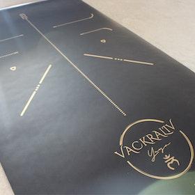Yogamatta Assist 183x61 cm 4 mm + Yogaväska - Vackraliv