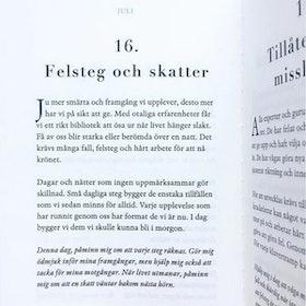 """Bok """"Ord för dagen 365 texter för styrka och sinnesro"""" - Sofia Sivertsdotter"""