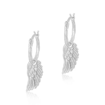 "Örhänge ""Spread your wings"" Silver från Ananda Soul"