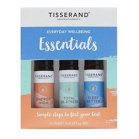 "Yogaoljor Roller ""Everyday wellbeing kit"" 3st oljor - Tisserand Aromatherapy"