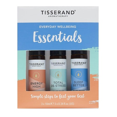 "Yogaoljor Roller ""Everyday wellbeing kit"" 3st oljor - Tisserand Aromatherapy"