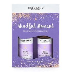 """Presentkit """"Mindful Moment"""" Badolja & Massage/Kroppsolja - Tisserand Aromatherapy"""