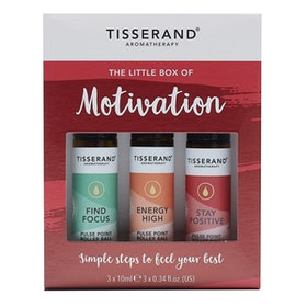 "Yogaoljor Roller ""Little box of motivation"" 3st oljor - Tisserand Aromatherapy"