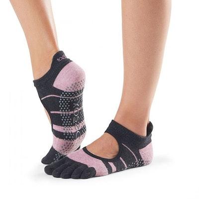 Yogastrumpor Fulltoe Bellarina Grip Mitten - ToeSox