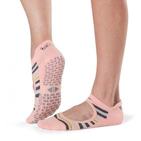 Yogastrumpor ''Prado'' Emma Grip Socks - Tavi Noir