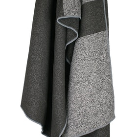 Yogahandduk Black Flecked - Yogabum