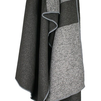 Yogahandduk Black Flecked - Yogabum