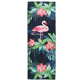 Yogahandduk Pink Flamingo - Yogabum