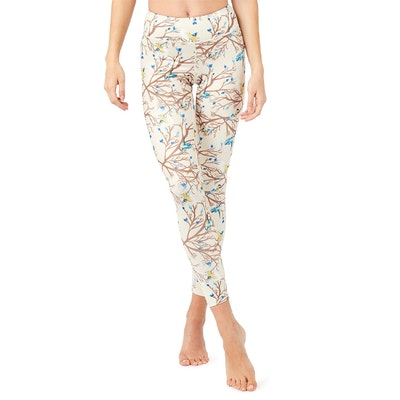 Yogaleggings Fancy French Sparrow - Mandala
