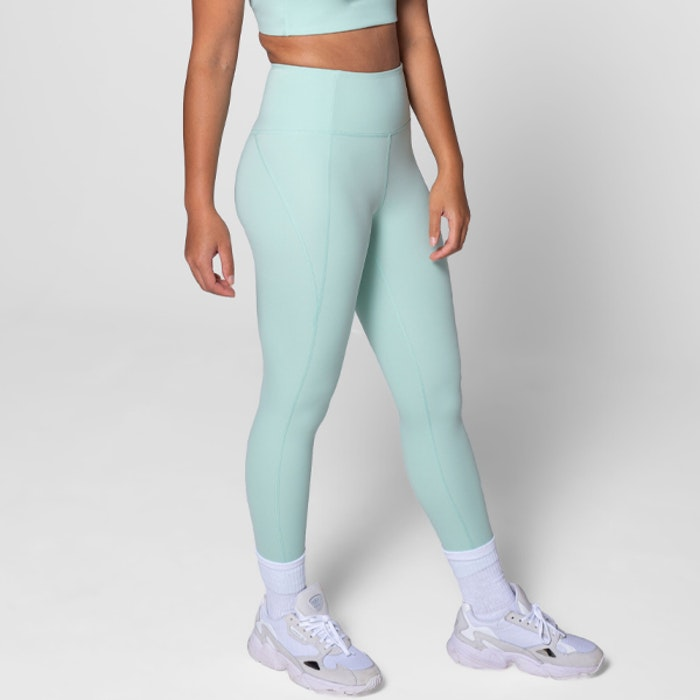Yogaleggings High Rise Long Foam - Girlfriend Collective