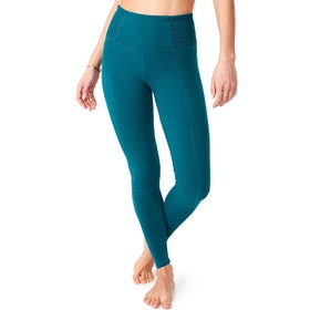 Yogalegging Slim Fit Tropical Green - Mandala
