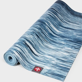 Yogamatta SuperLite travelmat Ebb Marbled - Manduka