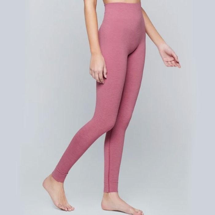 Yogaleggings Seamless Heather Rose - Moonchild Yogawear