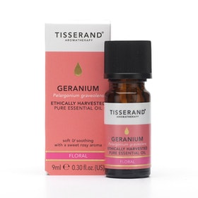 Eterisk olja Geranium Organic - Tisserand Aromatherapy