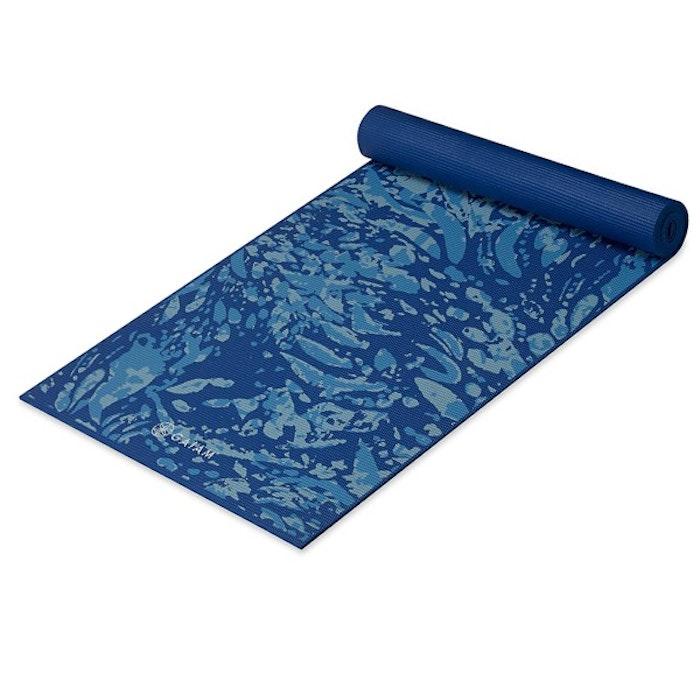 Yogamatta 6mm Coastal Blue - Gaiam