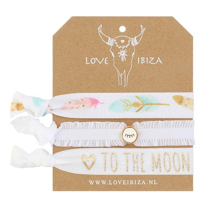 Hairties hårband/armband Moonset - Love Ibiza