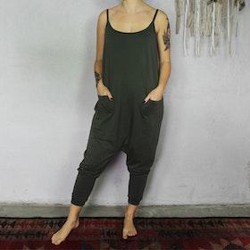 Jumpsuit ''Blanca'' Myth Grön - Santa Ni