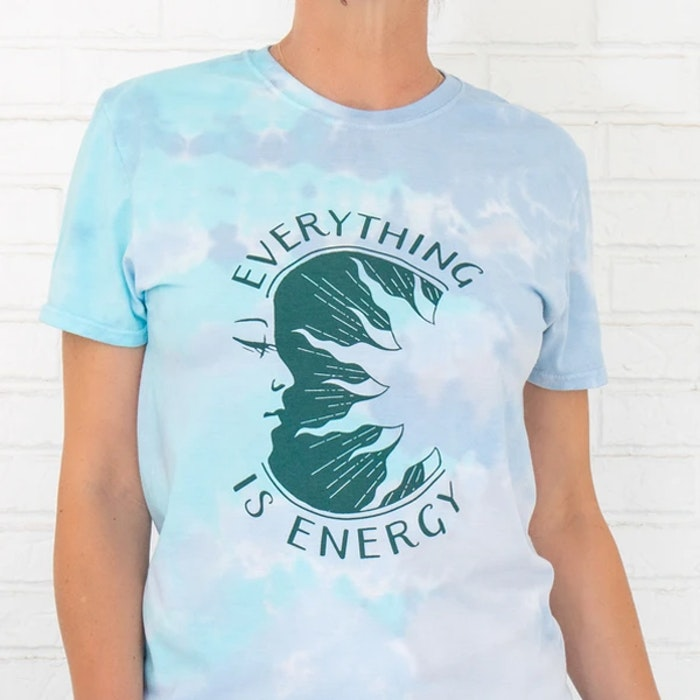 "Tröja ""Everything is energy"" - SuperLove Tees"