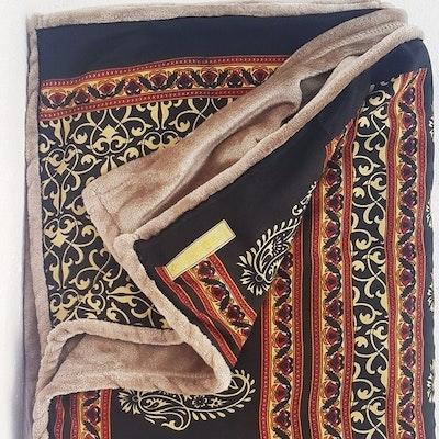 Yogafilt Sari/silke Gold - E-swiss
