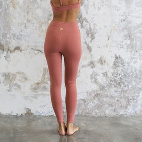 Yogabyxor Ananda leggings Melrose - Indigo Luna