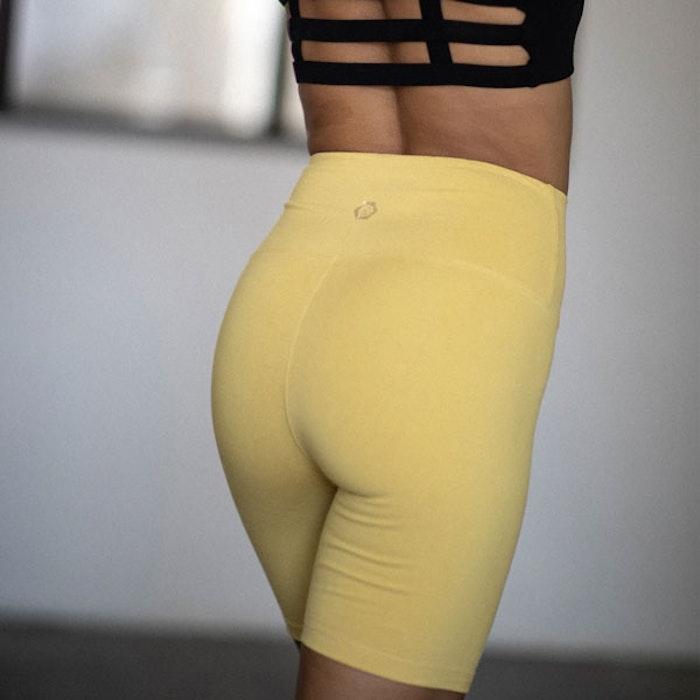 Shorts Ananda bike shorts Dandelion - Indigo Luna