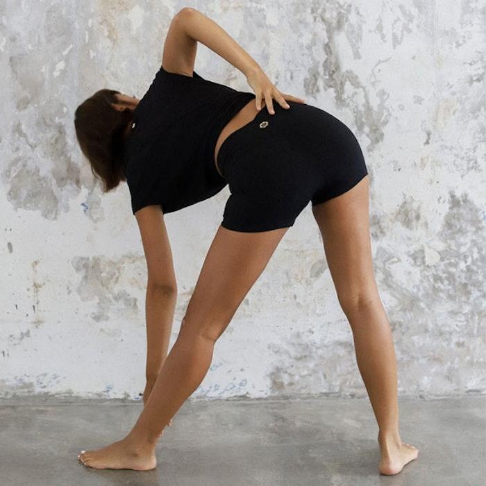 Shorts Ananda shorts Black - Indigo Luna