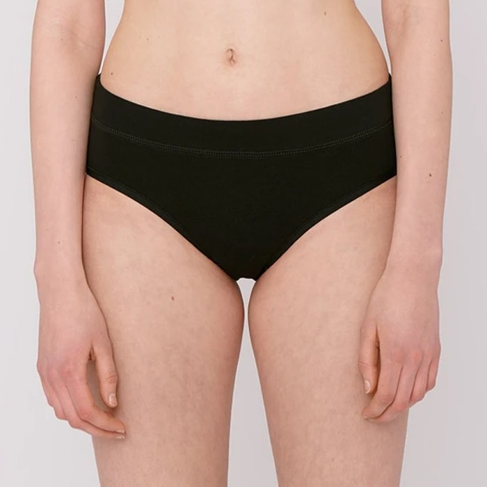 Trosor 2-pack Organic Cotton Briefs Black - Organic Basics