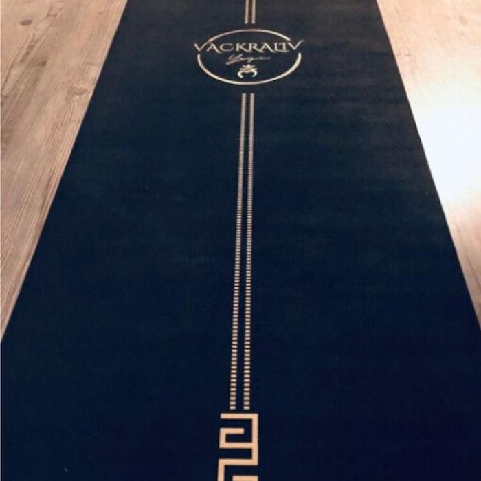 Yogamatta Travelmat Hot Yoga Towel 1mm - Vackraliv