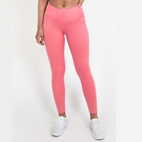 Yogaleggings BOW II Pink Coral - DOM